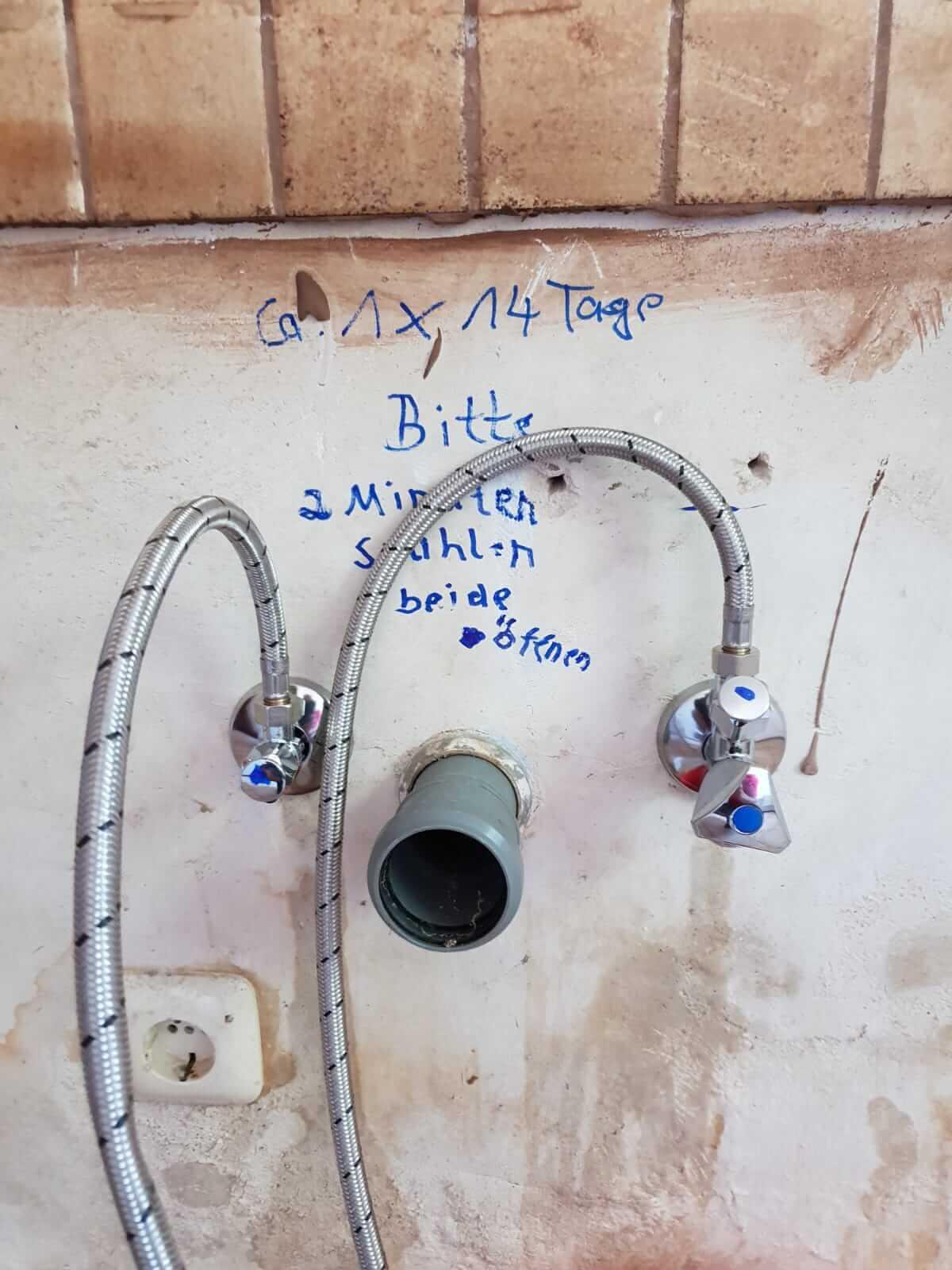Rohr Installateur